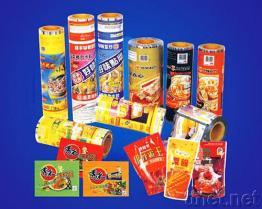 Rol Film voor de Verpakking van het Voedsel