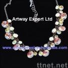 Romantic Swarovski Crystal Necklace