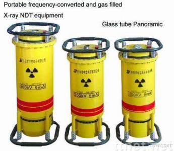 Portable X-ray NDT equipment