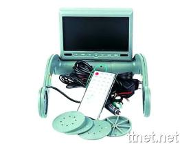 TFT LCD Monitor with DVD Player