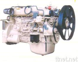 HOWO 트럭을%s WD618 엔진