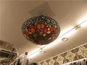 Natural agate droplight craft