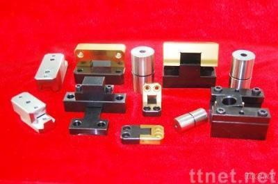 Guide Pin And Bushing And Interlocks