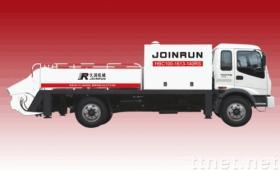 Vrachtwagen-opgezette conrete pomp