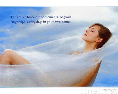 Ultrasonic Bubble Massage Bath
