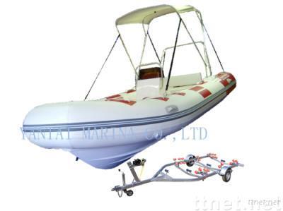 Inflatable Boat (Rrib Boat)