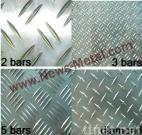 Aluminum Checkered Plate (Tread sheet)