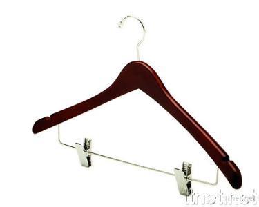 Combination Wooden Hanger