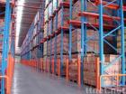 Warehouse Drive-In Pallet Racking