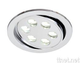 중단된 고성능 LED