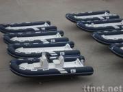 RIB boat HYP420