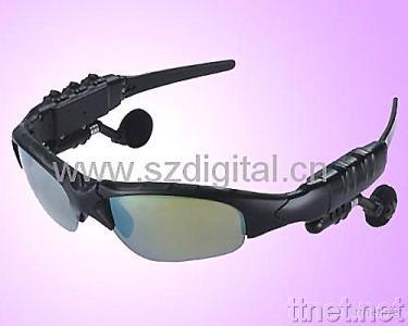 MP3 + Bluetooth Player Sunglasses
