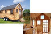 Prefab Cabin House CH3