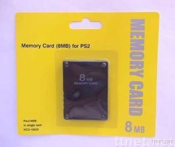 PS2 memory card 8MB-64MB