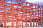 Стальная структура для мастерской