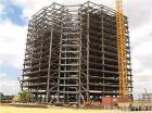 Стальные структуры для зданий высотки селитебных
