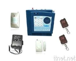 Intruder Alarm with 32 LEDs Alarm Zone Display