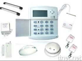 40 Zones Multi-function Alarm with LCD Display