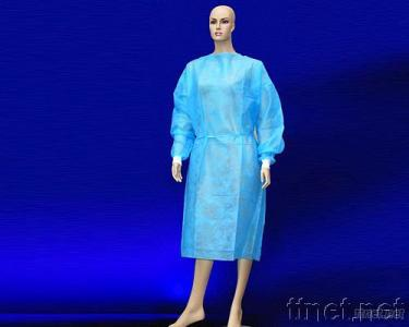 Nonwoven Isolation Gown