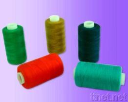 小さい管の縫う糸