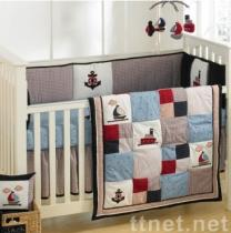 Jack 6-piece Baby Crib Bedding Set