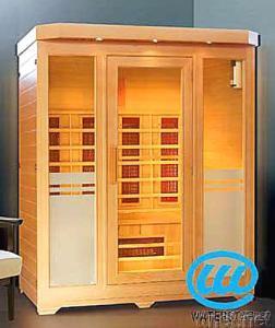 3 Person FIR Sauna Room