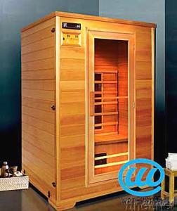 2 Person FIR Sauna Room