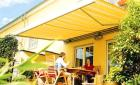 Horizontal Awning