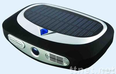 Solar Oxygen bar for car