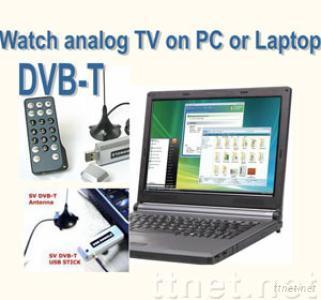 Laptop with High Quality DVB-TV