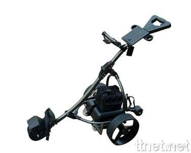 Remote Controlled Aluminum Golf Trolley