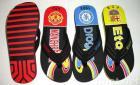 Footwear, Brand slippers