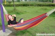 Outdoor Furniture Hammock BL-D105