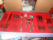 24pcs set of tableware-knife,scoop,fork,