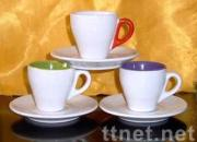 Kaffeetasse und Saucer