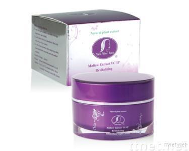 Mallow Extract Vc-Ip Revitalizing Whitening Night Cream