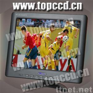 8inches TFT-LCD Touch Screen Monitor (AV/PC/TV Functions 3 in 1)