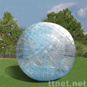 Roller ball, zorb ball, inflatable game