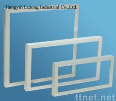 Anodized Aluminium Frame for PV Solar Module Assembly
