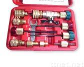 Solvant/installateur de noyau de valve
