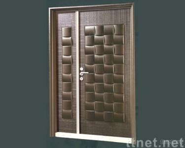 Wood Door (Western Style)