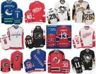 Wholesale Ice Hocket Jerseys Detroit Red Wings Montreal Canadiens New York Rangers