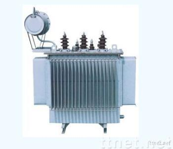Oil immersion transformers