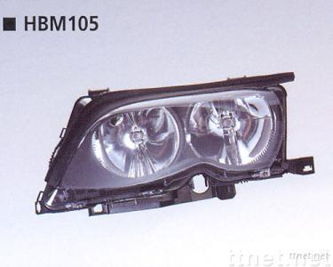 BMW E46/3 SERIES '00~02 4D HEAD LAMP
