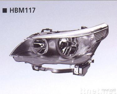 BMW E60/5 SERIES '03~ON HEAD LAMP