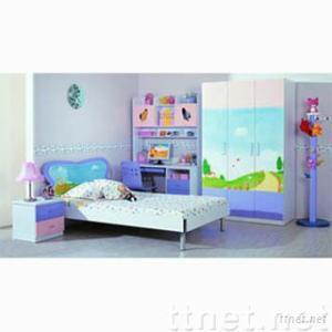 Children's Bed (K-1035)