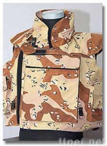 Bullet-proof jacket/vest