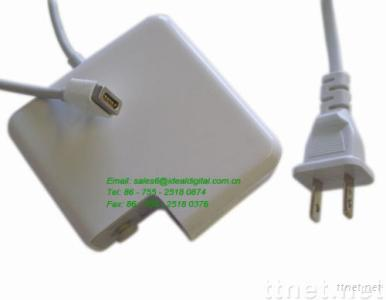 Replacement laptop adapter(notebook adapter) for Apple Macbook