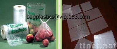 Heavy duty Poly bags, Waste bags, Drawstring bags, Refuse sacks, Bin liners, layflat tubing, sheet,films
