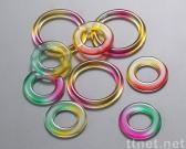 Dual-color Coated Rings/Decorative Rings